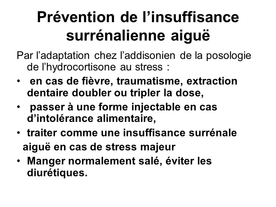 LES SYNDROMES DHYPERCORTICISME -GLUCOCORTICOIDE =HYPERCORTISOLISME =Syndrome de CUSHING -MINERALOCORTICOIDE = HYPERALDOSTERONISME = Syndrome de CONN (Primaire)