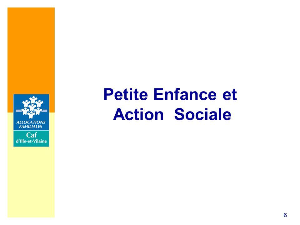 6 Petite Enfance et Action Sociale