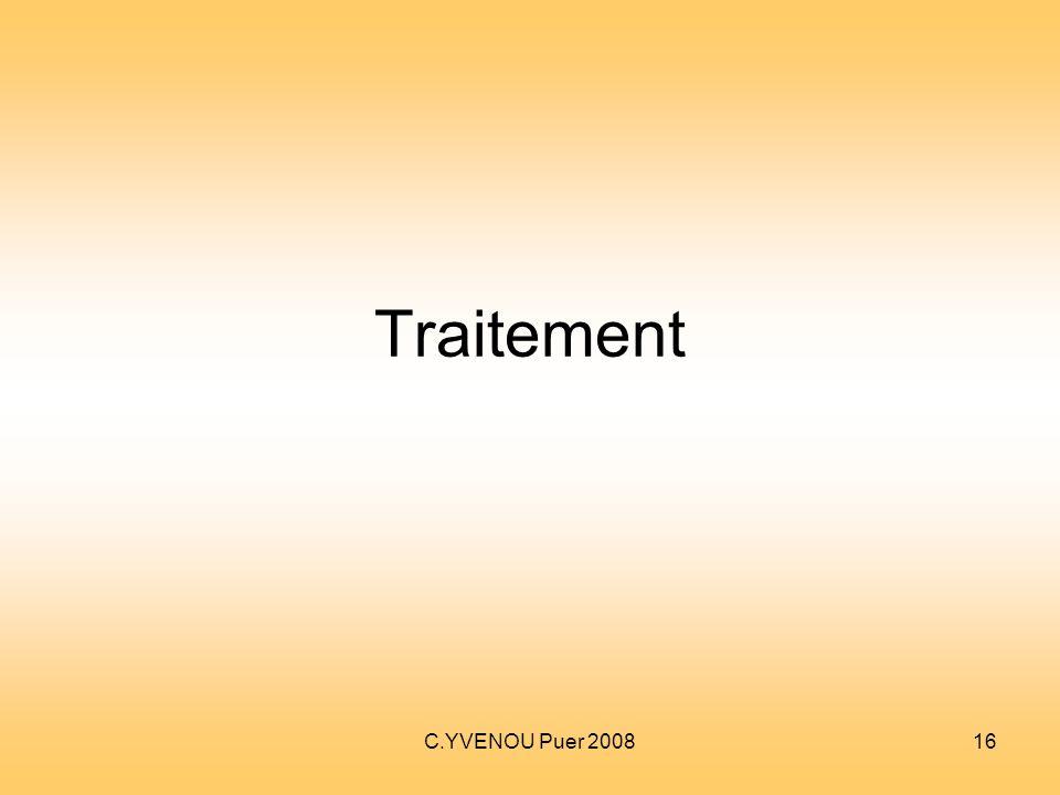 C.YVENOU Puer 200816 Traitement