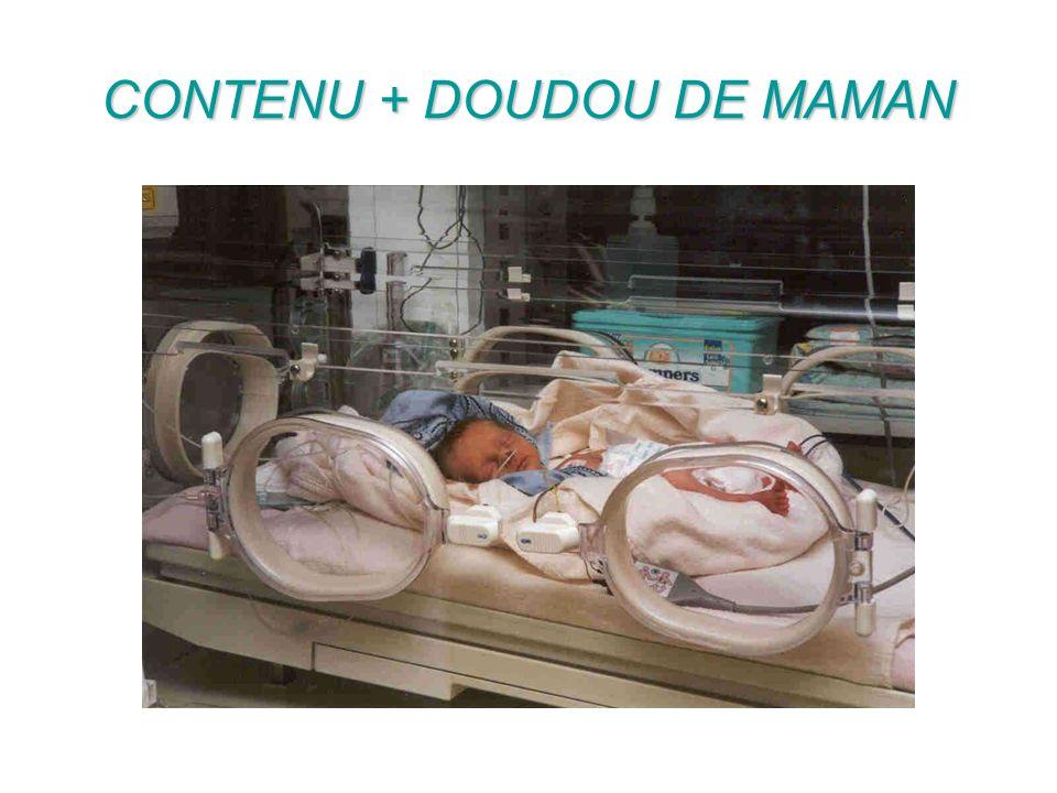 CONTENU + DOUDOU DE MAMAN