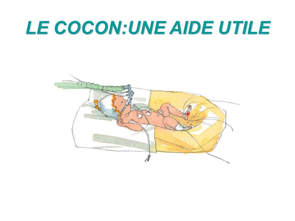 LE COCON:UNE AIDE UTILE