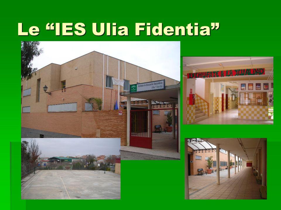 Le IES Ulia Fidentia