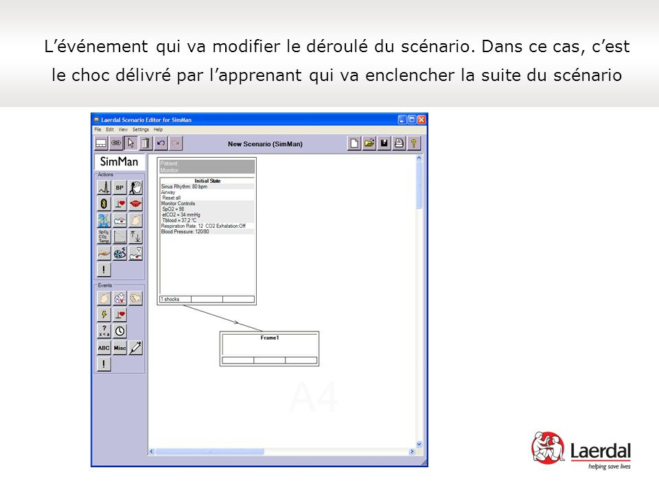 Comment activer des trends Trends may be placed directly into Frames or attached to an Event that is stored in a Handler.