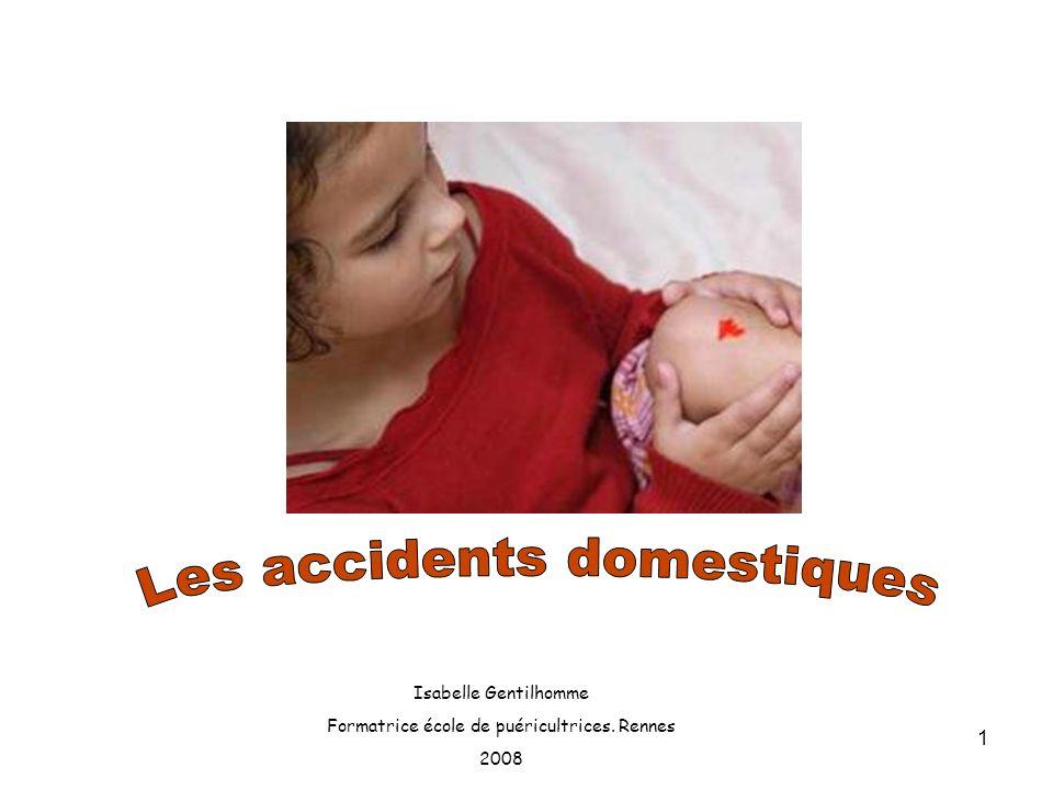 12 Peu d accidentsPeu d accidents au cours de la première année de vie.