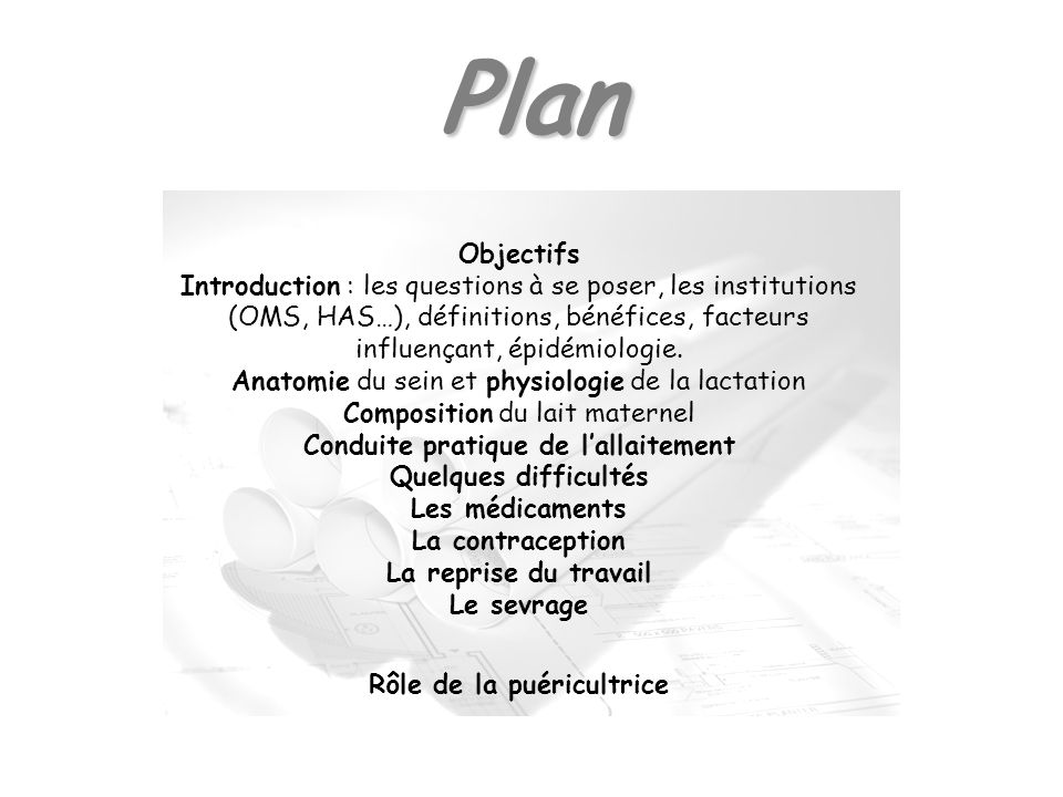Plan Objectifs Introduction : les questions à se poser, les institutions (OMS, HAS…), définitions, bénéfices, facteurs influençant, épidémiologie.