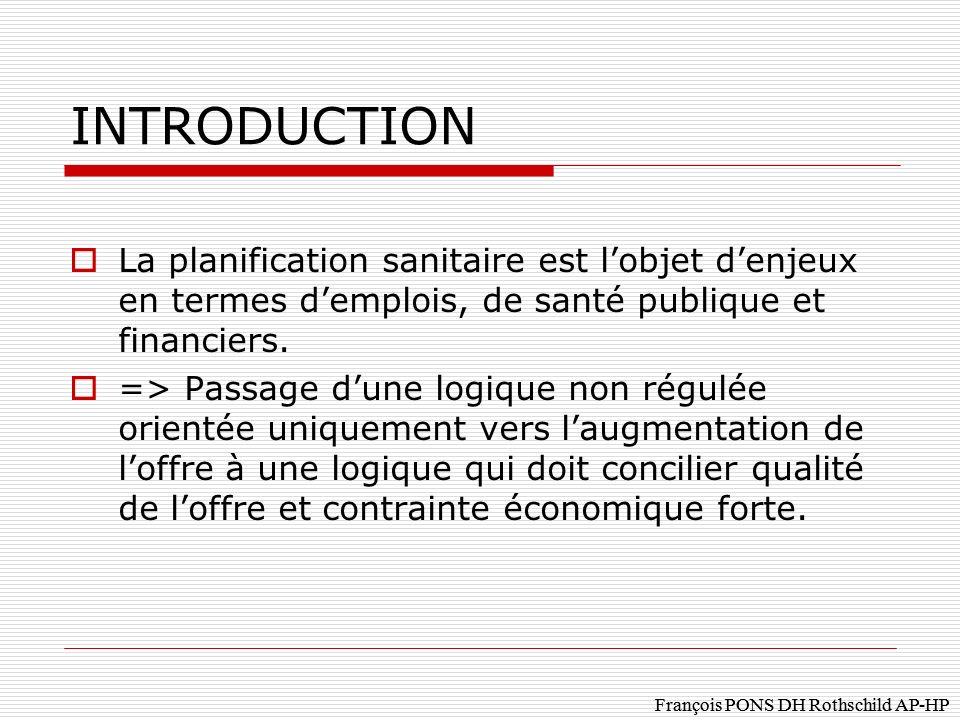 La loi hospitalière du 31 juillet 1991 renforce le contenu de la carte sanitaire, développe les alternatives à lhospitalisation et crée le schéma régional dorganisation sanitaire (SROS).