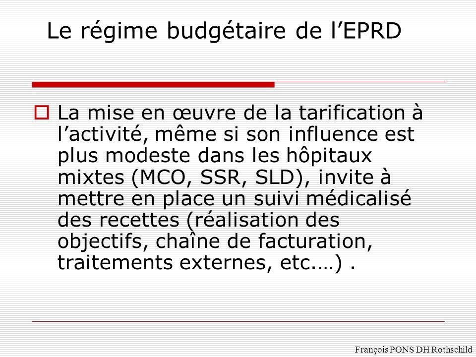 La mise en œuvre de la tarification à lactivité, même si son influence est plus modeste dans les hôpitaux mixtes (MCO, SSR, SLD), invite à mettre en p
