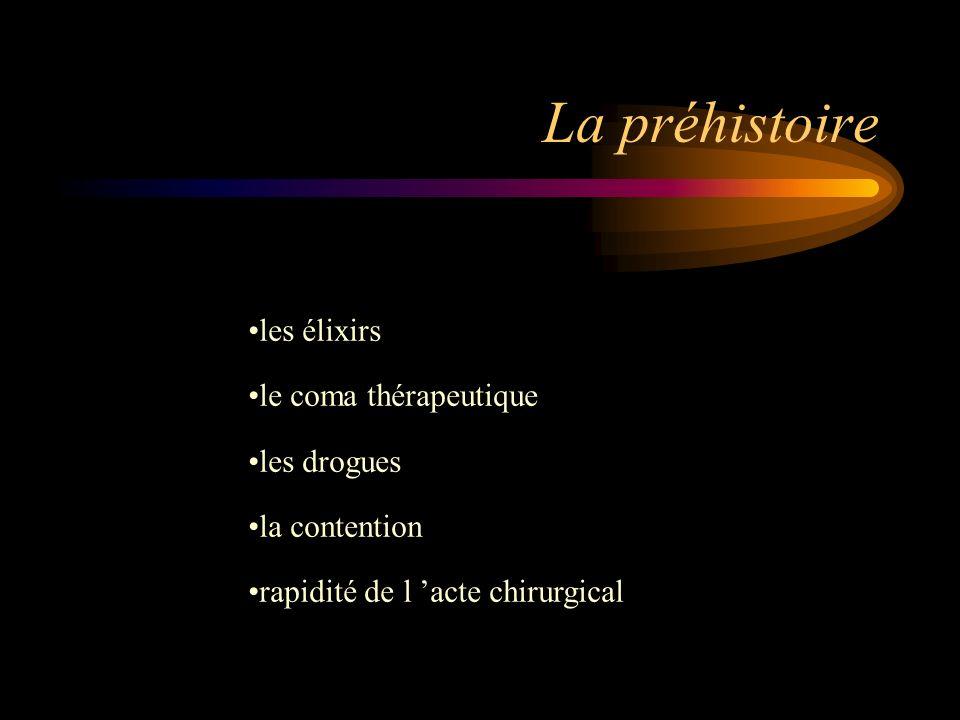 Le jeûne préopératoire Risque: pneumopathie d inhalation 1999 ASA règles: repas léger jusqu à 6h avant une anesthésie liquides clairs jusqu à 2h