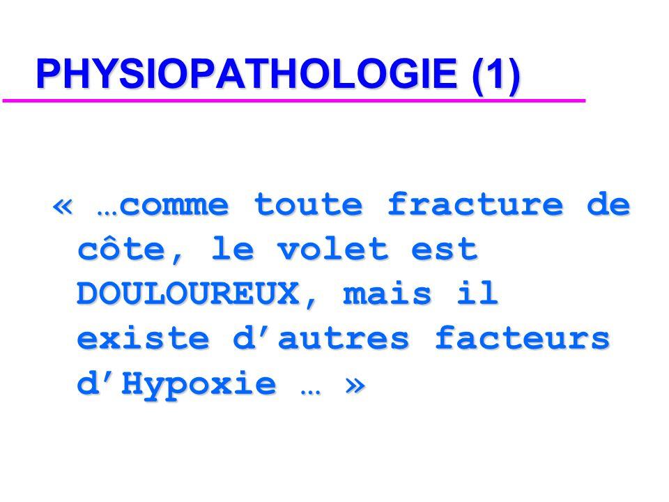 DEFINITION « …solution dans la rigidité ou la continuité pariétale… » H. LEBRIGAND « …segment de paroi désolidarisé du grill costal… » L. COURAUD « …h