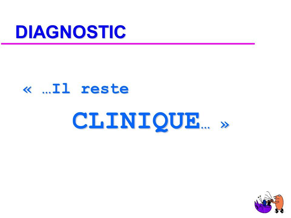 PHYSIOPATHOLOGIE (4) « …selon la localisation de la R.P. on décrit des volets ANTERIEURS LATERAUX POSTERIEURS et COMPLEXES… »