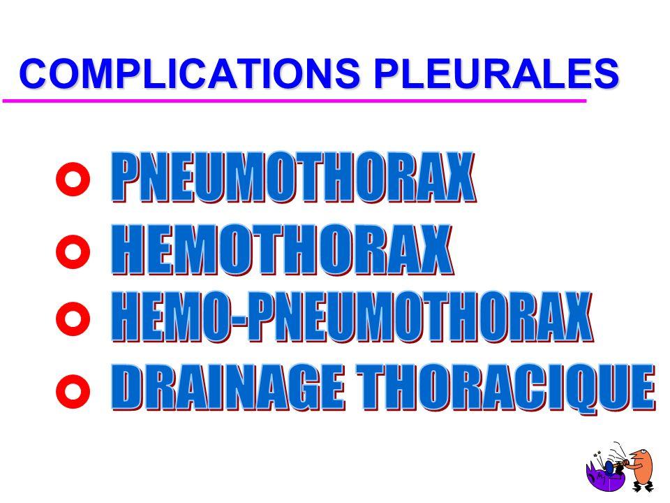 TRAITEMENT Lorsque le retentissement respiratoire est significatif... PLICATURE DIAPHRAGMATIQUE