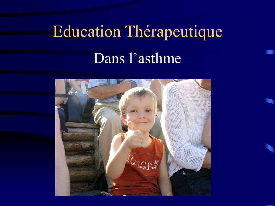 Education Thérapeutique Dans lasthme