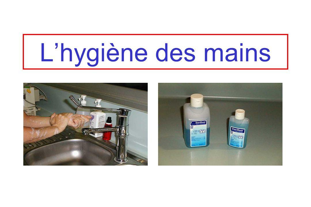 Lhygiène des mains