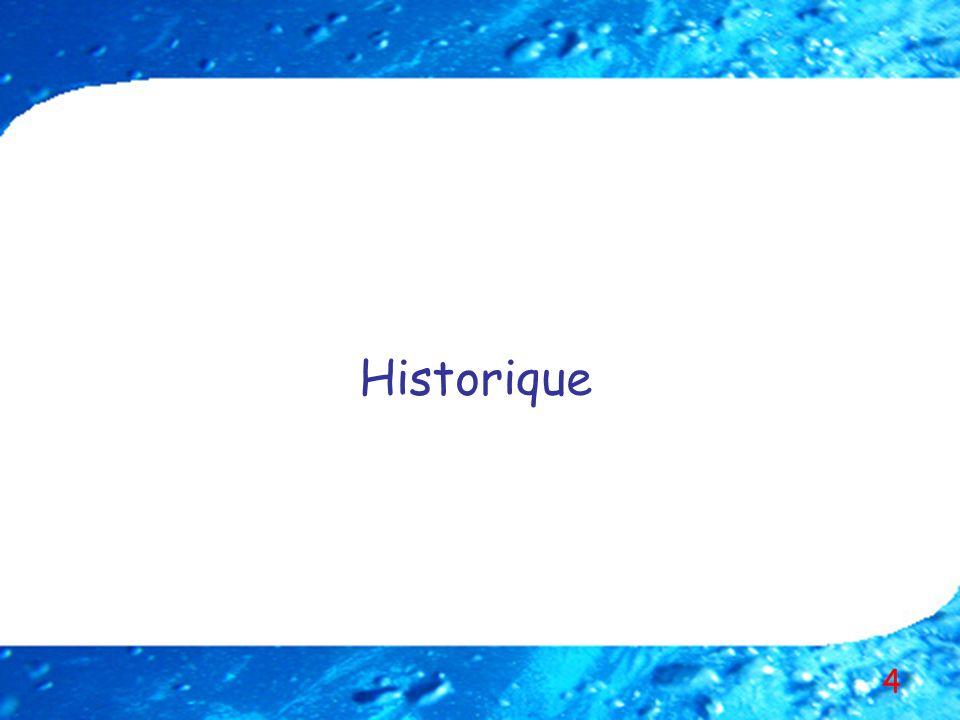5 1773 Antoine Lavoisier découvre que loxygène est indispensable à la vie 1878 Henry Fleuss réalise un scaphandre sous-marin utilisant un mélange entre 50 et 60% doxygène, la plongée dure 1 heure 1879 Henry Fleuss convainc Siebe Gorman & Co de construire le premier appareil en circuit fermé 1908 John Haldane développe les premières tables et des procédures de décompression 1912 Dräger développe un scaphandre à casque autonome et première utilisation du nitrox en Allemagne 1926 Premier système de plongée à circuit ouvert 1943 Développement du détendeur Cousteau-GagnanHistorique