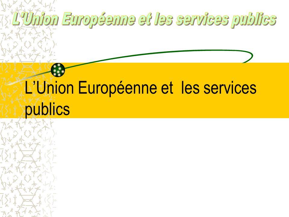 C.Feytout La terminologie des services publics, une évolution qui en dit long .