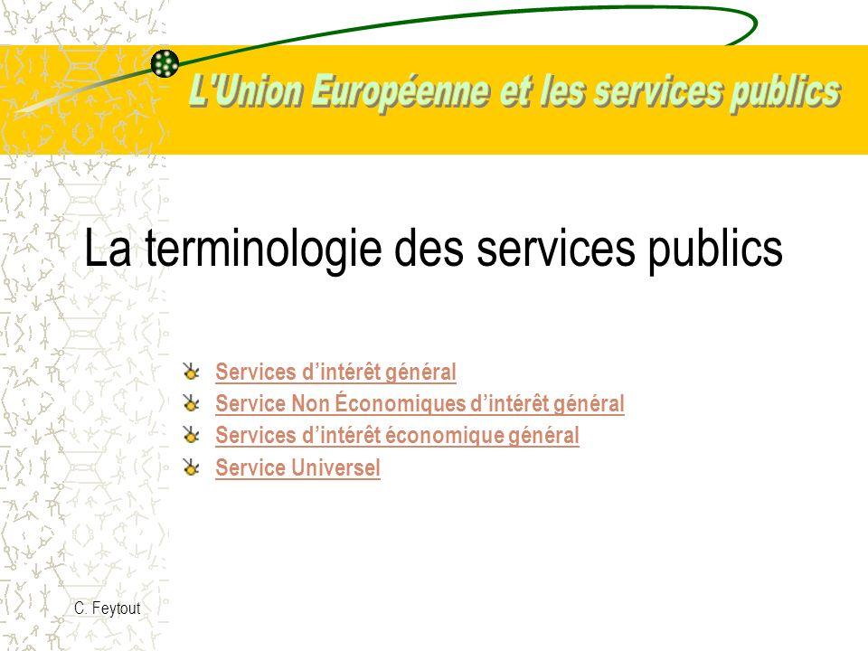 C.Feytout Sans préjudice des articles 73, 86 (ex art.