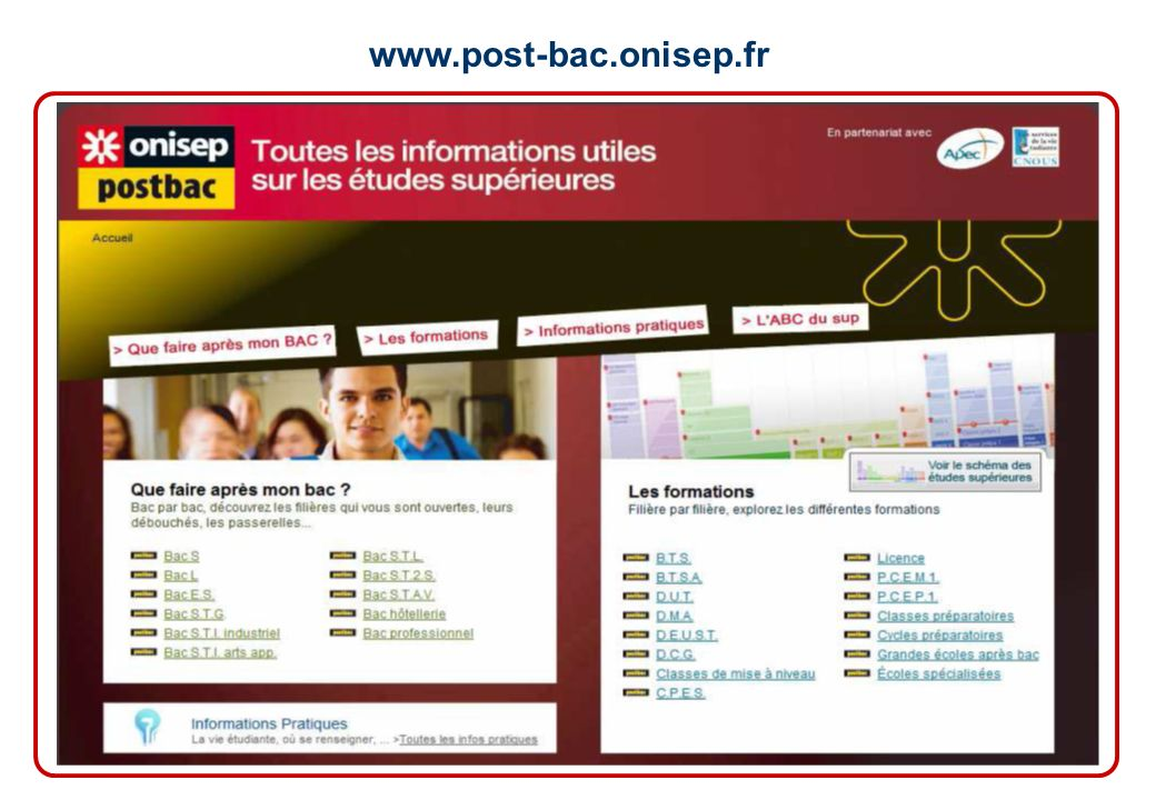 www.post-bac.onisep.fr