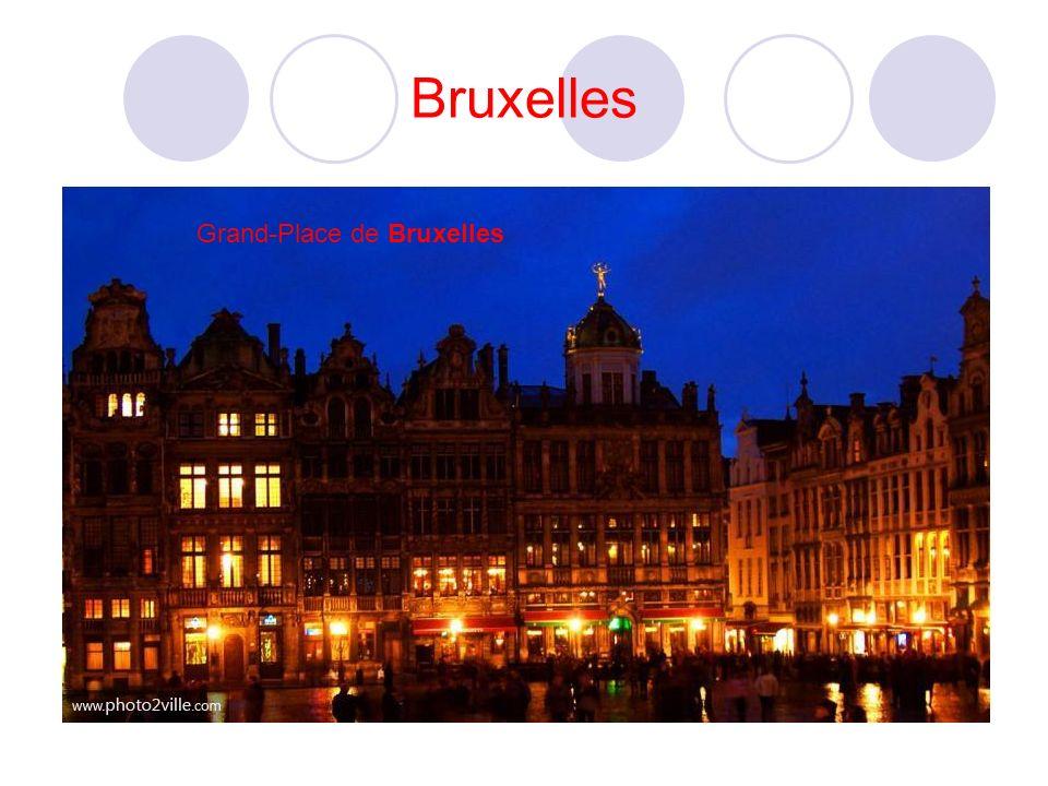 Bruxelles Grand-Place de Bruxelles