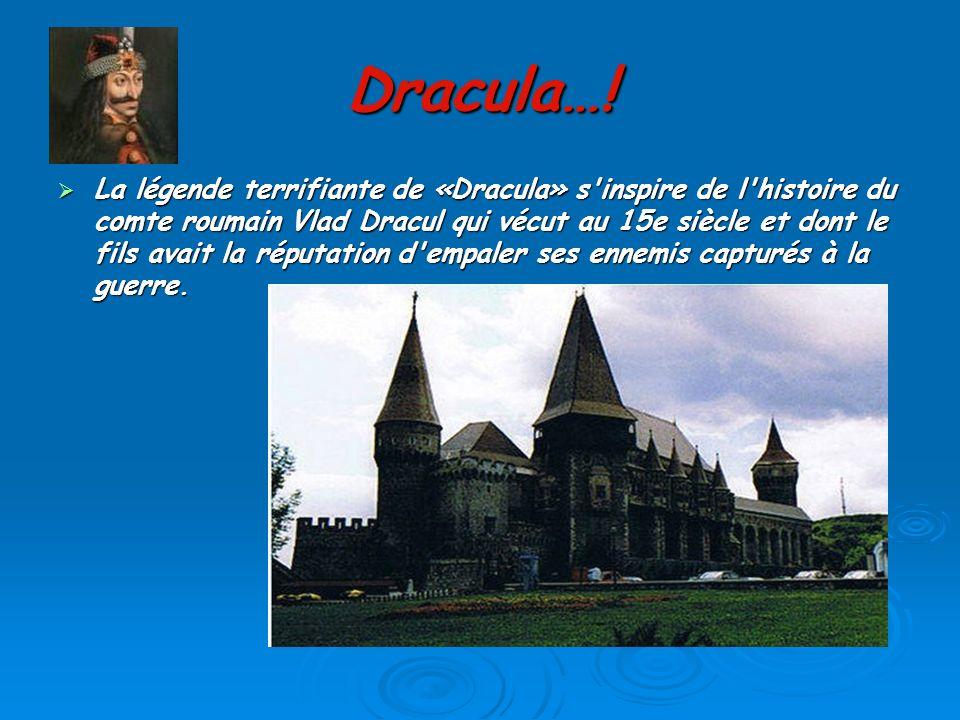 Dracula….