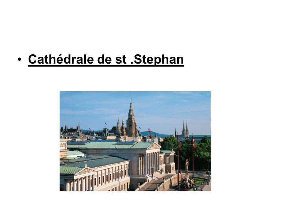 Cathédrale de st.Stephan