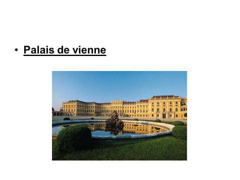 Palais de vienne