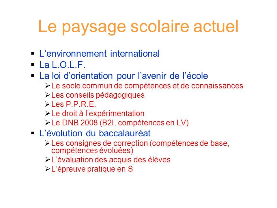 Lévaluation en mathématiques dans les textes officiels Dans les programmes ( doc.