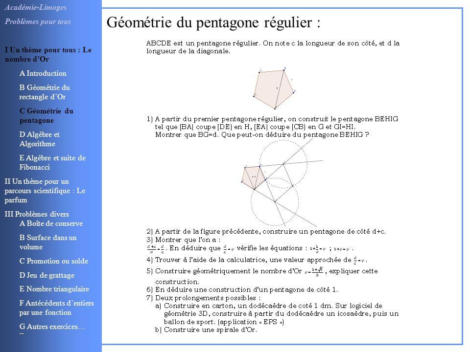 Académie-Limoges Problèmes pour tous I Titre A Titre B Titre II Titre A Titre B Titre III A B IV A B V A B VI A B VII A B Académie-Limoges Problèmes p