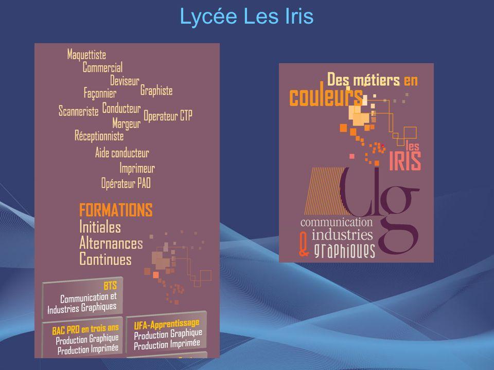 Lycée Les Iris