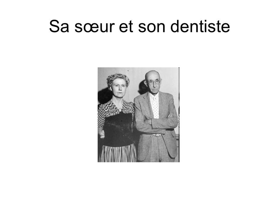 Sa sœur et son dentiste