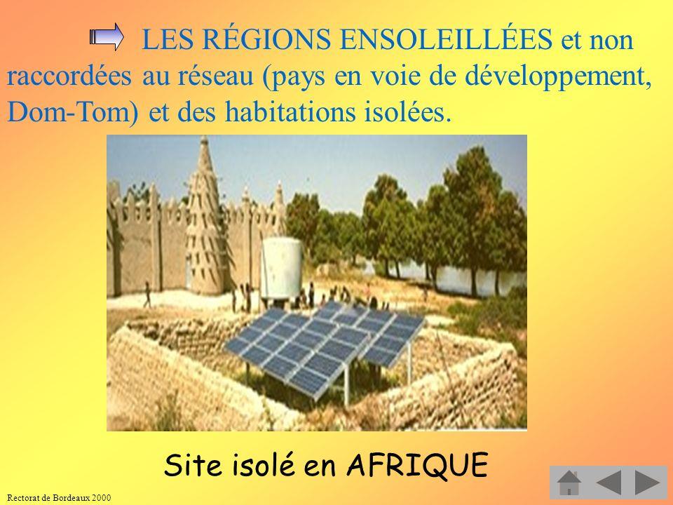 Rectorat de Bordeaux 2000 ZONES ACTUELLES D UTILISATION : Satellite d observation de la terre : SPOT SATELLITES ET STATIONS SPATIALES