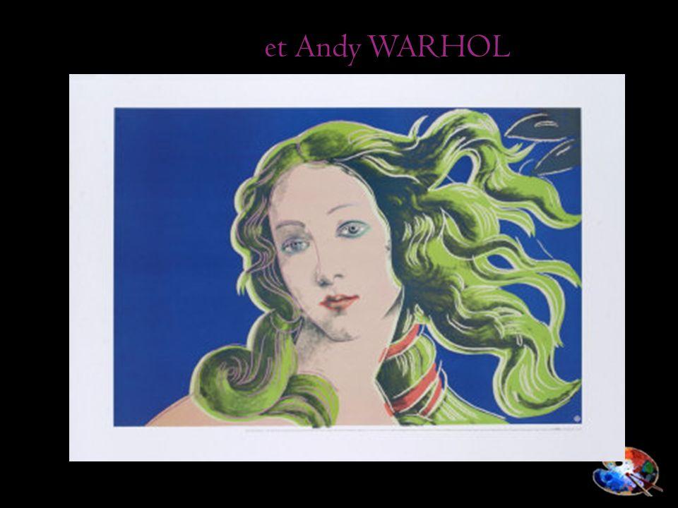 et Andy WARHOL