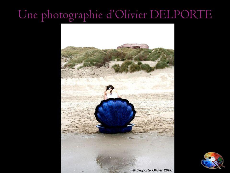 Une photographie dOlivier DELPORTE