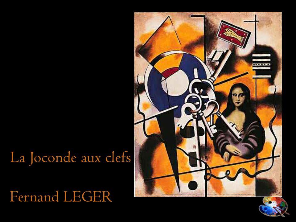 La Joconde aux clefs Fernand LEGER