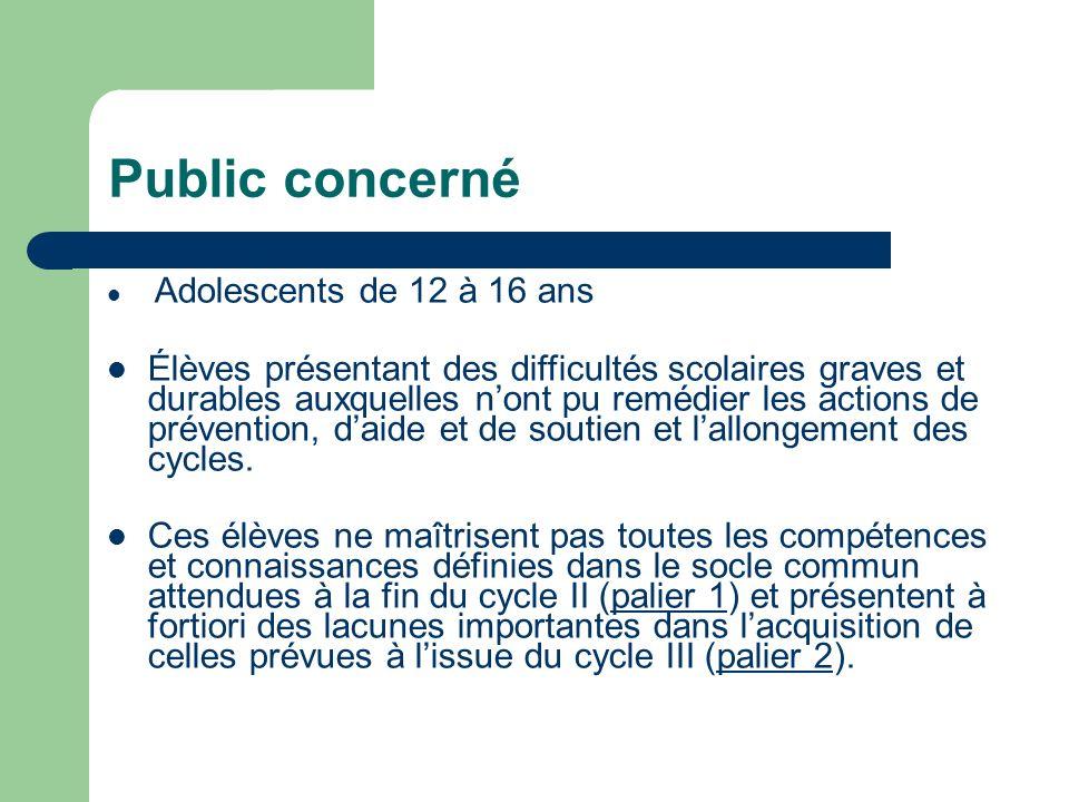 Les SEGPA nont pas vocation à accueillir : des élèves au seul titre de troubles du comportement des élèves ayant des difficultés directement liées à la compréhension de la langue française.