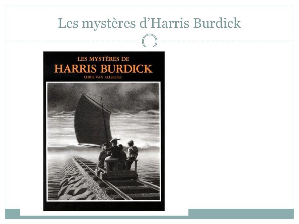 Les mystères dHarris Burdick