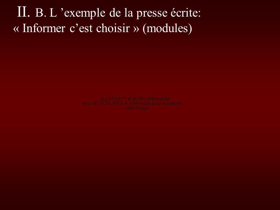 II. A. 2 - Le sens des termes utilisés: communication de masse et médias. Doc. 8 : Manuel - texte n° 25 de C. Baylon et X. Mignot, p. 408