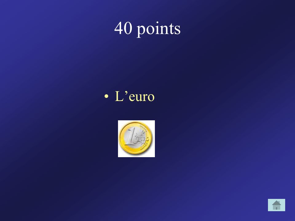 40 points Leuro