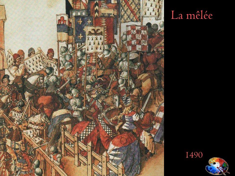 La mêlée 1490