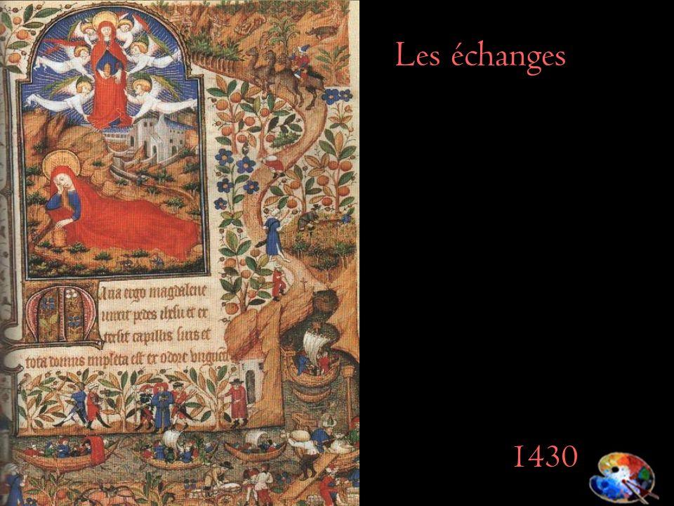 Les échanges 1430