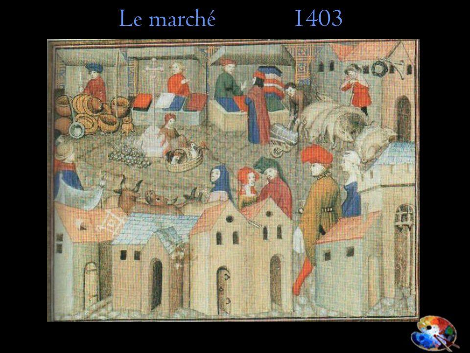 Le marché 1403