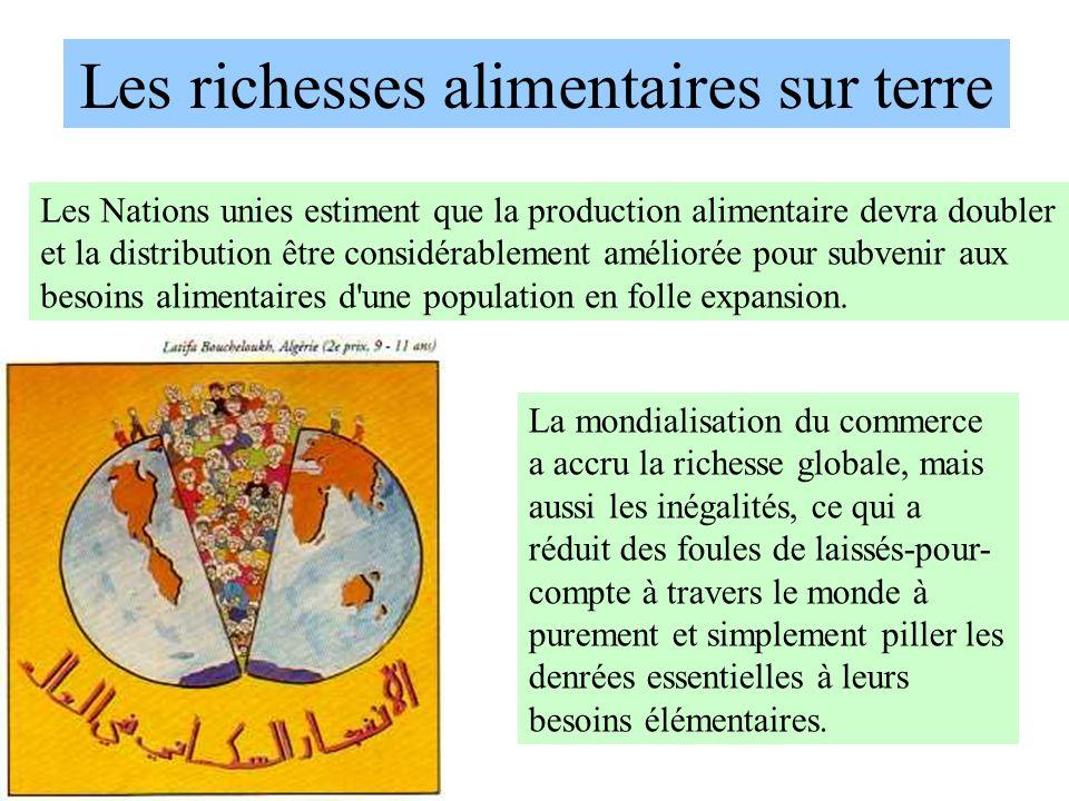 La mondialisation du commerce a accru la richesse globale, mais aussi les inégalités, ce qui a réduit des foules de laissés-pour- compte à travers le