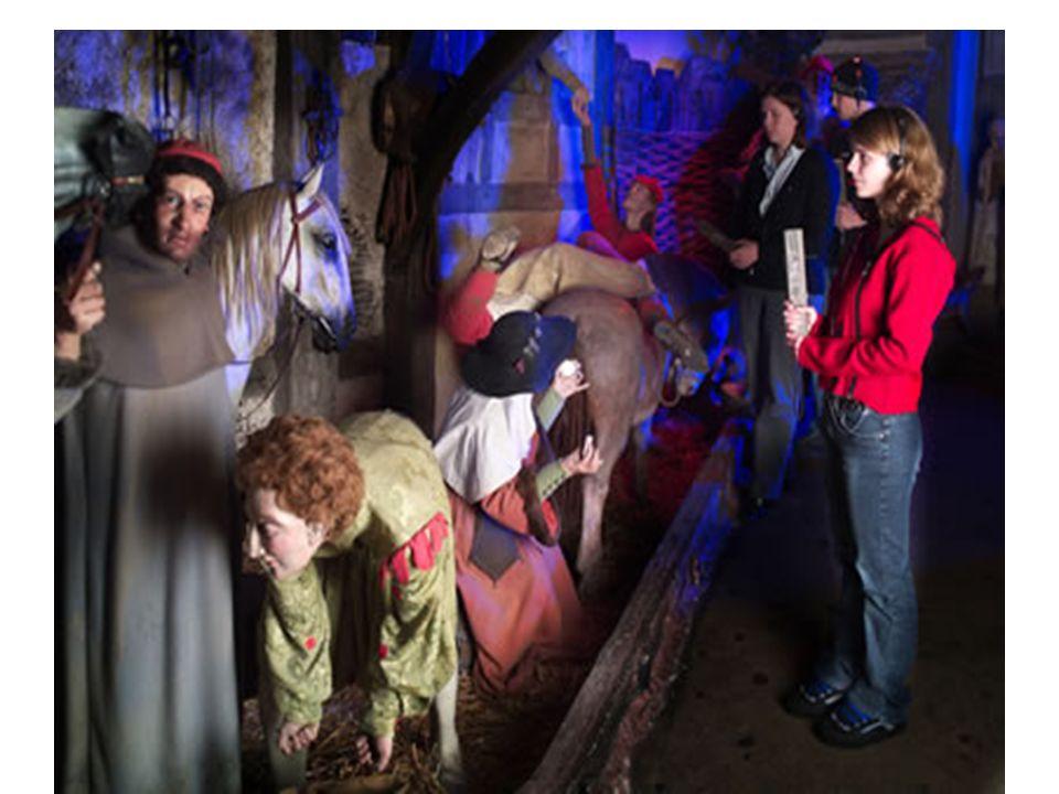 Visite du Canterbury Tales