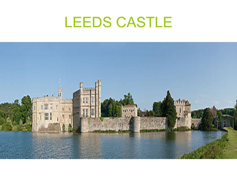 MARDI 05/04 MAIDSTONE Le matin: visite du Château de Leeds