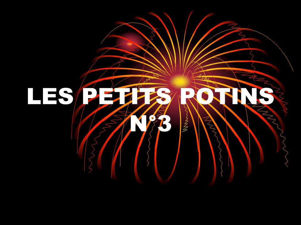 Edito Cher lecteur, Nous vous retrouvons pour ce 3ème numéro des Petits Potins.