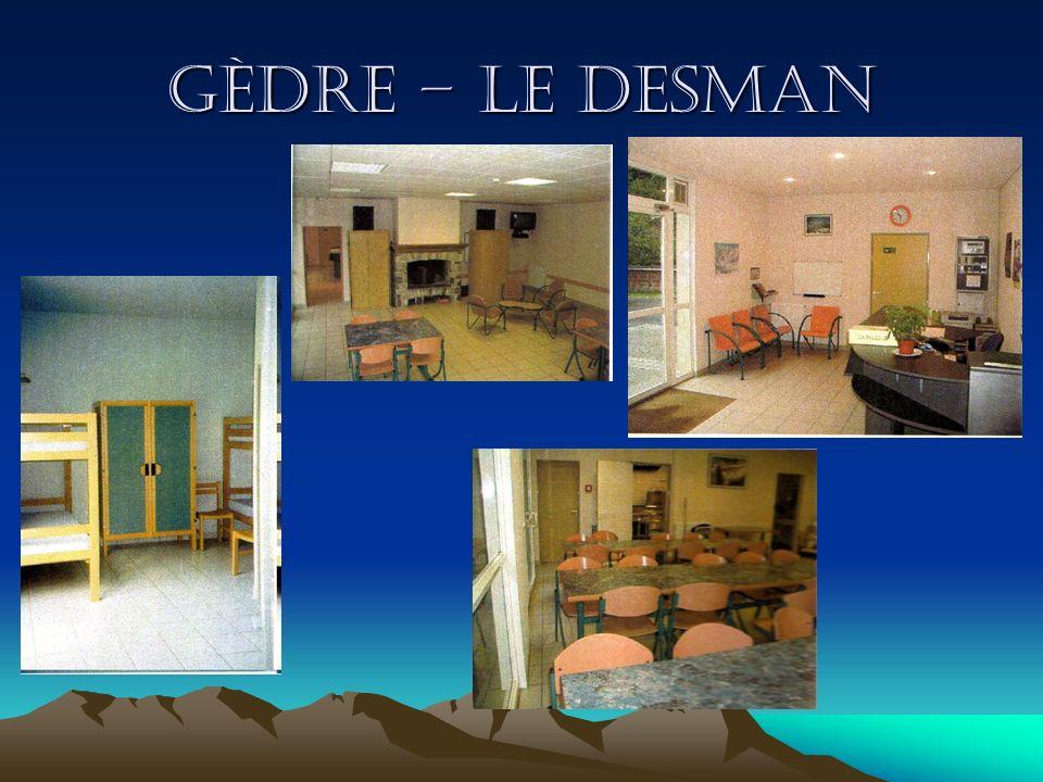 Gèdre – Le Desman