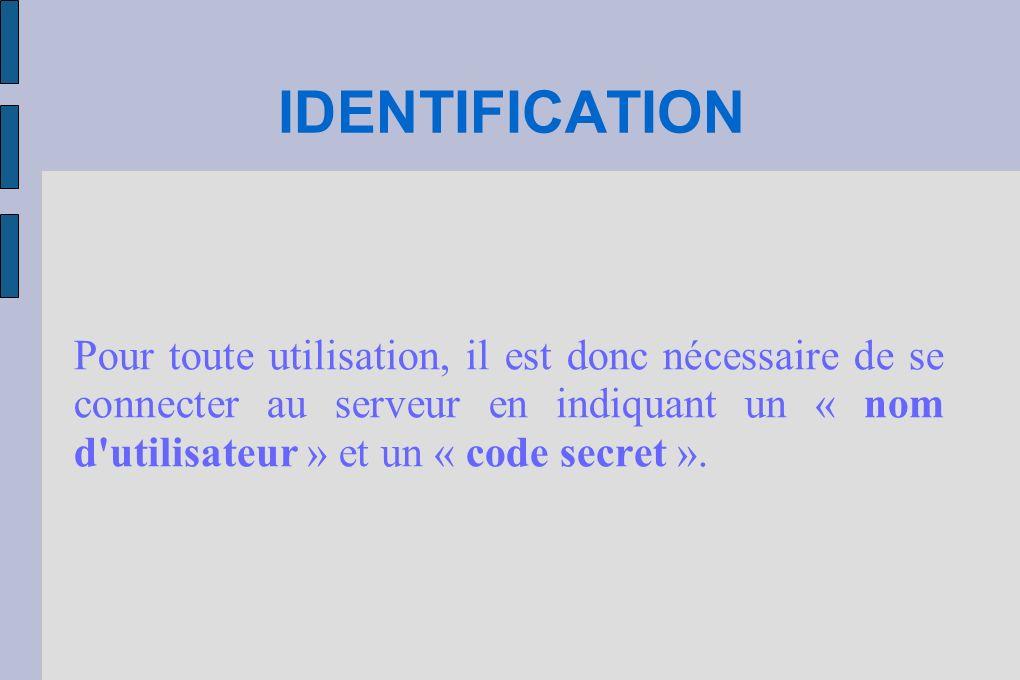 ACCES A INTERNET Un filtrage des adresses est en fonction sur le serveur Amon (serveur internet) qui bloque laccès aux sites de la liste noire nationale.