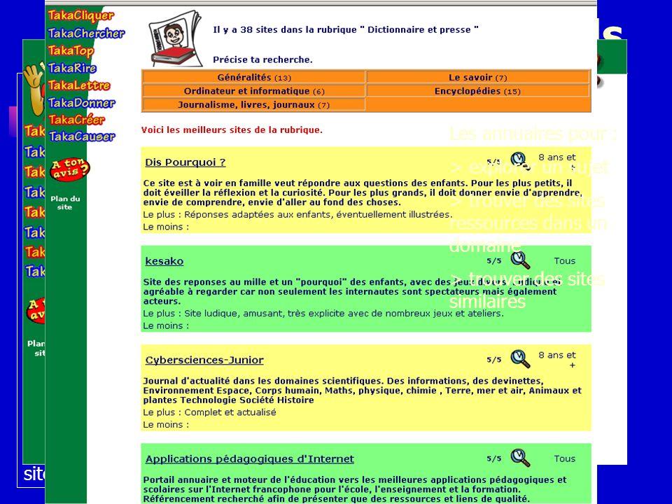 Conserver des informations Enregistrer une page, capturer un site.