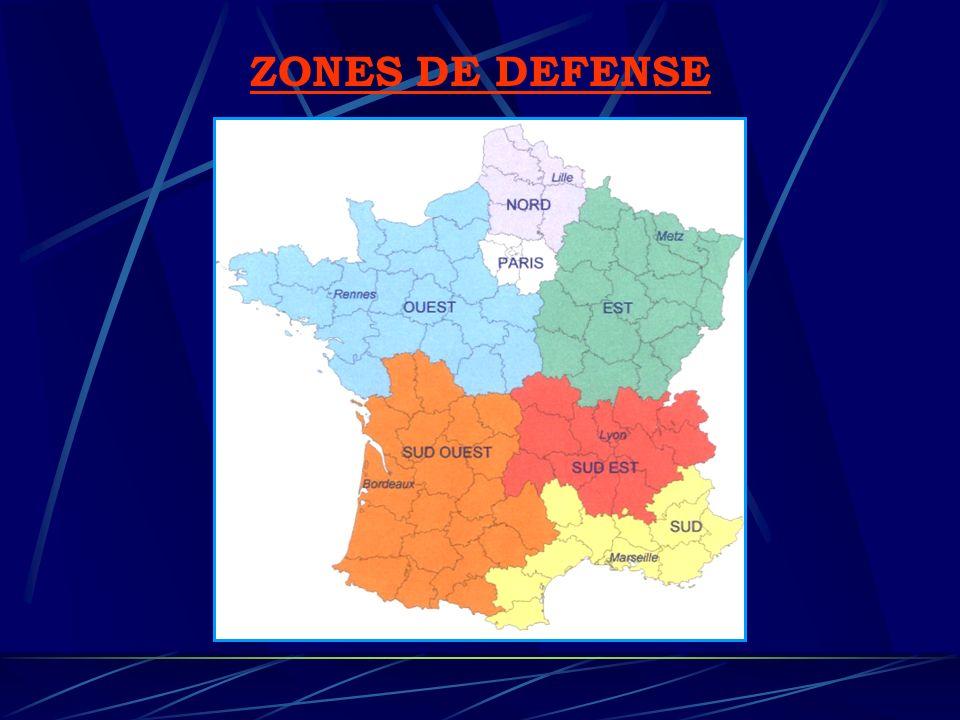ZONES DE DEFENSE