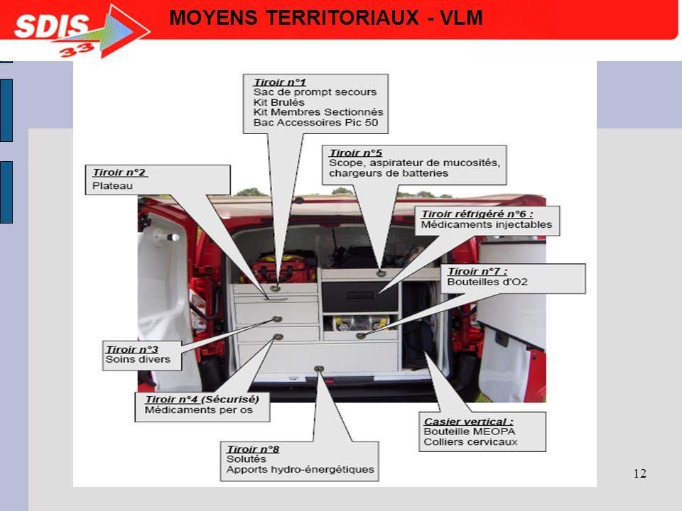 C Delarche EPU SAMU 10120812 MOYENS TERRITORIAUX - VLM
