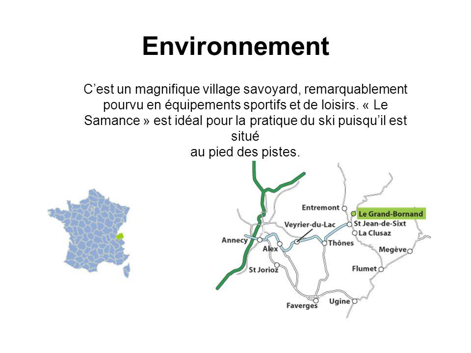 Situé à 40 km dAnnecy, ce village de 1 300 m daltitude est la station du Grand-Bornand.